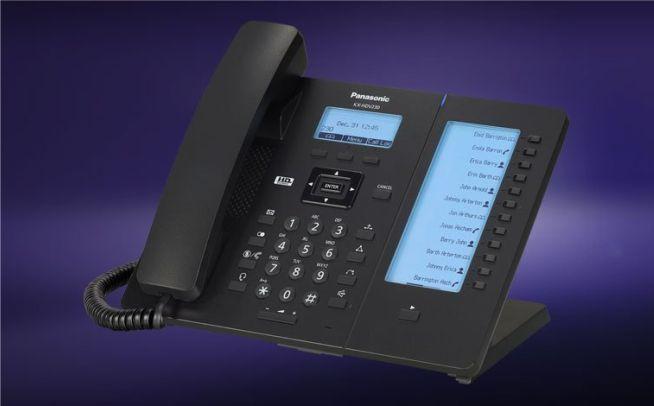 تلفن های تحت شبکه پاناسونیک