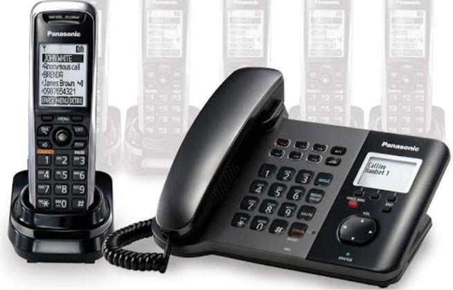 انواع تلفن های سانترال پاناسونیک