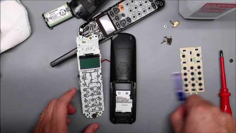 نمایندگی تعمیرات تلفن پاناسونیک
