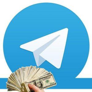 در آمد تلگرام از کجا است؟
