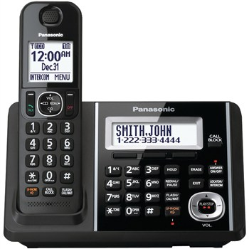 تلفن بیسیم منشی دار
