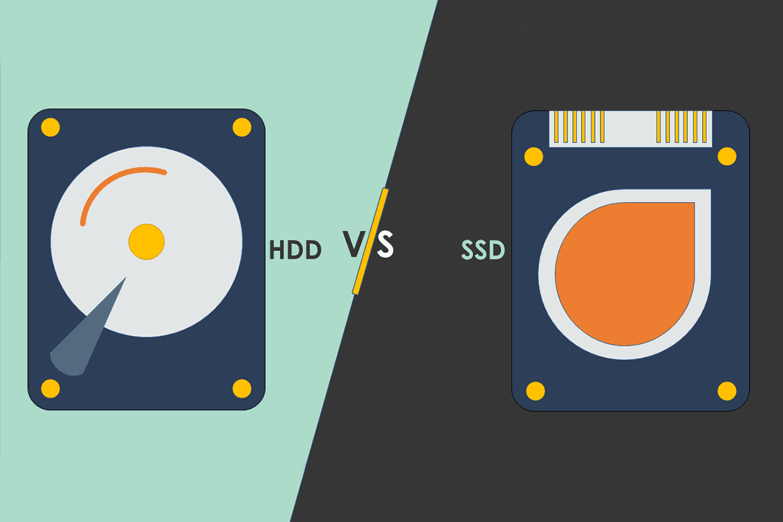 تفاوت هارد SSD و HDD در چیست؟