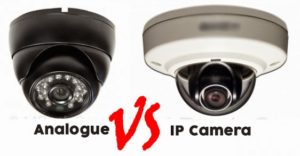تفاوت بین دوربین مداربسته آنالوگ و تحت شبکه