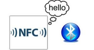 تفاوت NFC با بلوتوث چیست؟