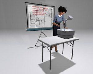 اورهد پروژکتور چیست؟