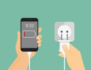 بهینه سازی مصرف باتری تلفن همراه