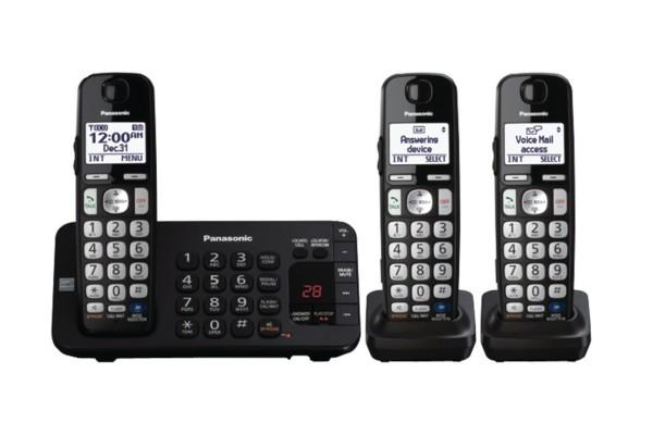 قابلیت های تلفن بیسیم KX_TGE243 پاناسونیک