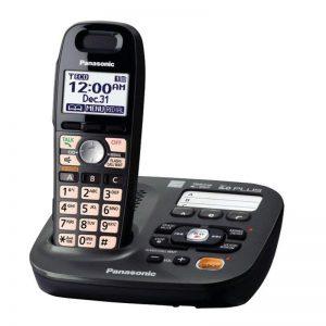 تلفن بیسیم محصول کمپانی پاناسونیک مدل KX-TG6591