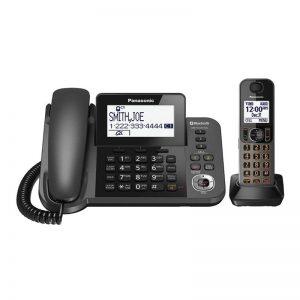 معرفی قابلیت های تلفن بی سیم KX-TGF380 پاناسونیک