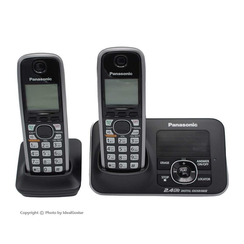 محصولات بیسیم کمپانی پاناسونیک مدل KX-TG3722