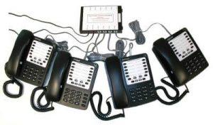 راه اندازی مرکز تلفن