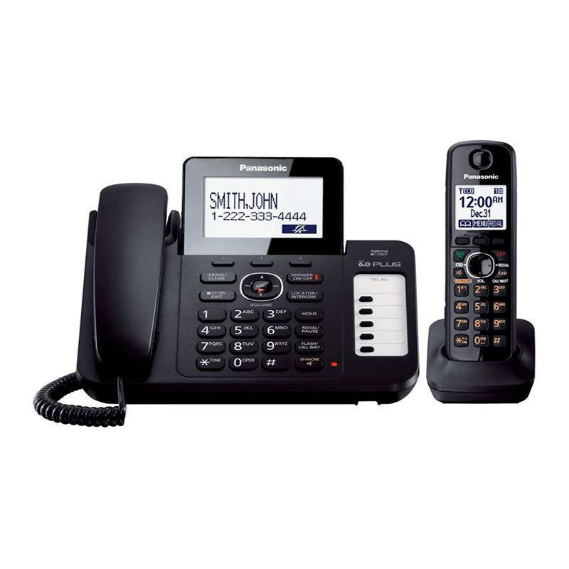معرفی قابلیت های تلفن بی سیم KX-TG6671 پاناسونیک