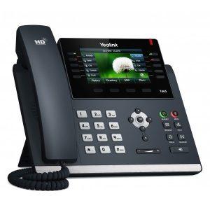 تلفن تحت شبکه SIP-T46S یلینک