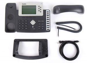 تلفن تحت شبکه Yealink T28p