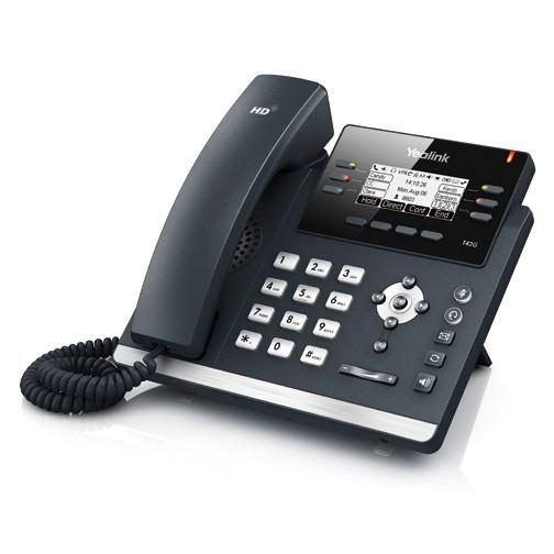تلفن تحت شبکه SIP-T42G یلینک