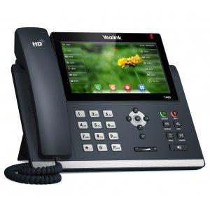 تلفن تحت شبکه SIP-T48S یلینک