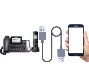 تلفن بی سیم KX-TG9581 پاناسونیک