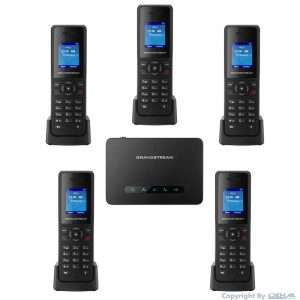 تلفن بی سیم گرند استریم مدل DP720