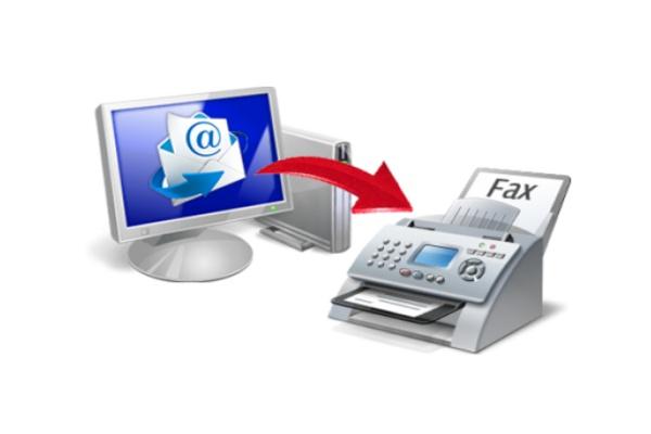 ارسال فکس با کامپیوتر
