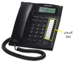 قیمت تلفن رومیزی
