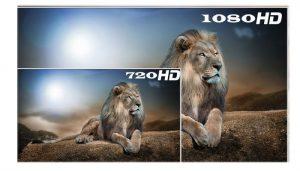 تفاوت دوربین مداربسته HD و Full HD