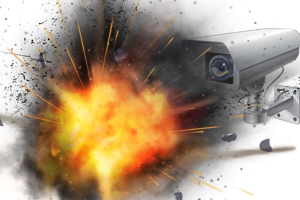 دوربین مداربسته ضد انفجار چیست؟ | ایده آل گستر