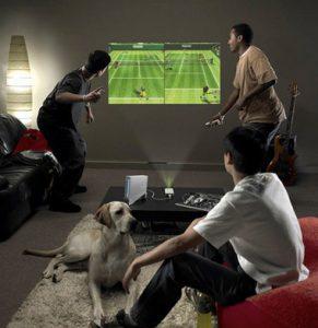 ویدئو پروژکتور مخصوص بازی