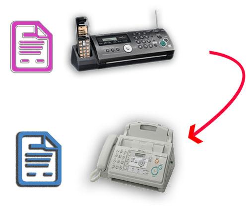 ساخت دستگاه نمابر و نحوه ارسال فکس