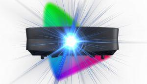ویدئو پروژکتور لیزری چیست؟
