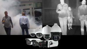دوربین مداربسته حرارتی چیست؟