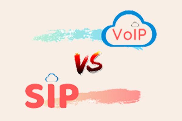 تفاوت بین SIP و VoIP