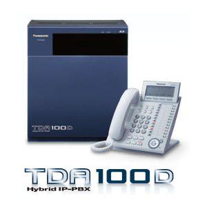 تلفن سانترال KX-TDA100D