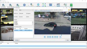 Video monitoring software-