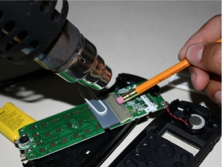 تعمیرات تلفن بیسیم