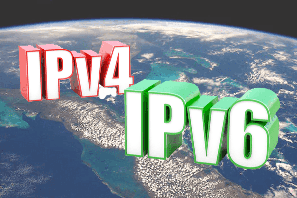 تفاوت پروتکل Ipv6 و Ipv4 و نحوه استفاده از آن