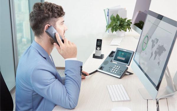 چرا-تلفن-های-تجاری-یالینک-سری-T5--را-انتخاب-کنیم؟