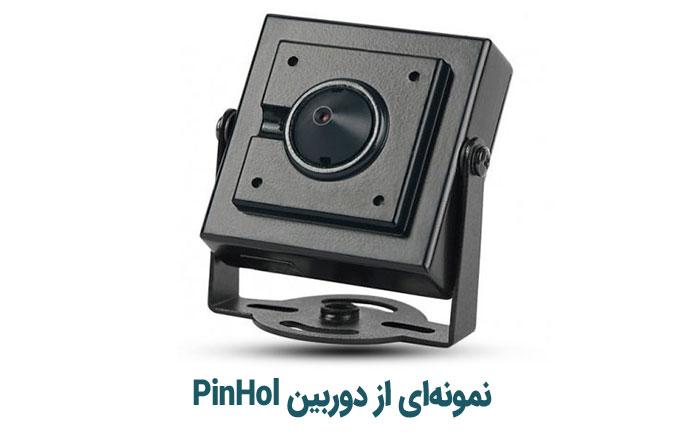 camera pin hole
