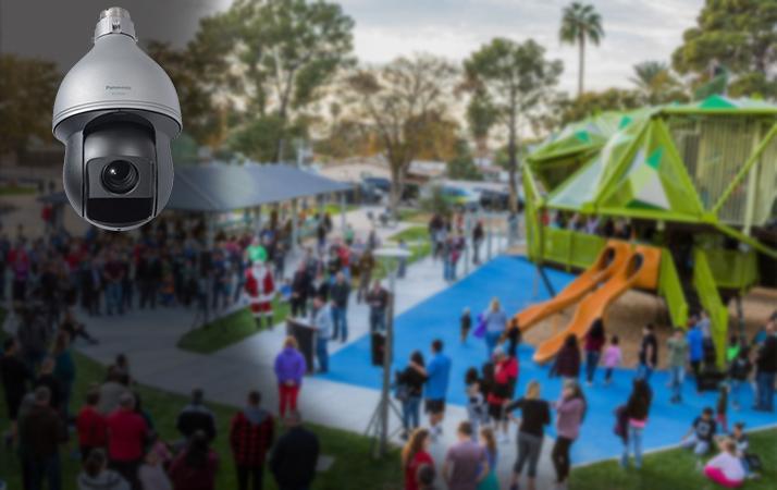 کنترل و نظارت تصویری عمومی، امنیت را افزایش میدهد