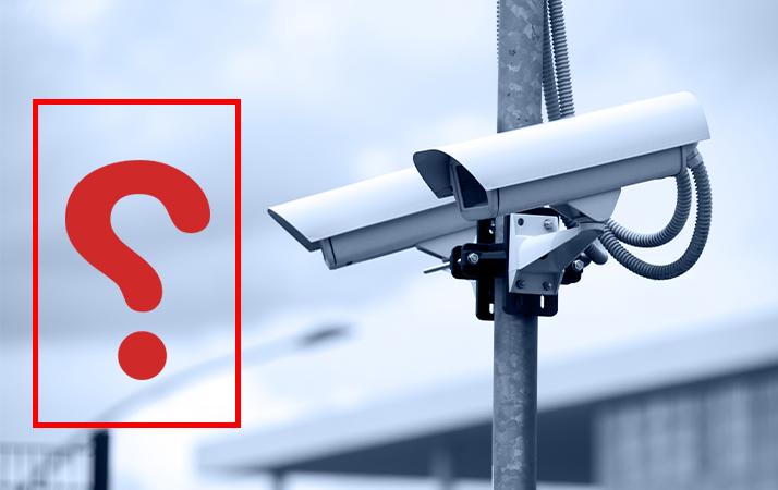 اثربخشی دوربینهای امنیتی در اماکن عمومی
