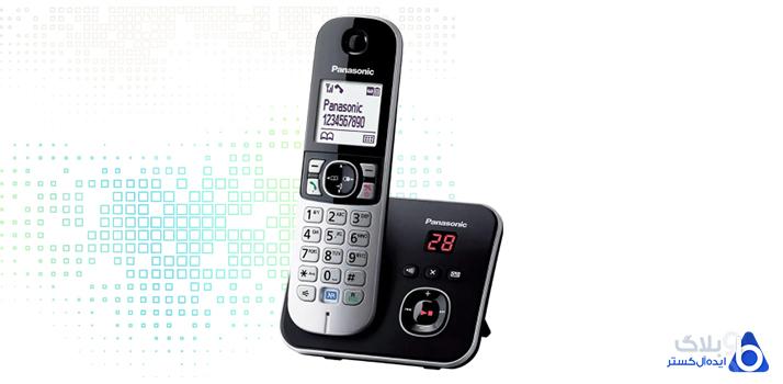 تلفن بی سیم پاناسونیک KX-TG6821