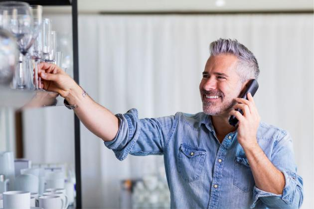 کیفیت مکالمات تلفنی